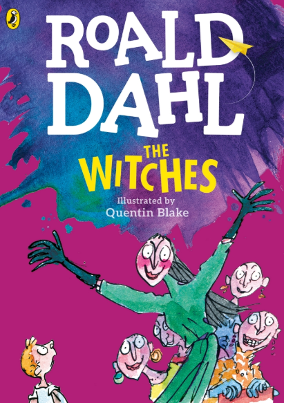 Review: The Witches- Roald Dahl