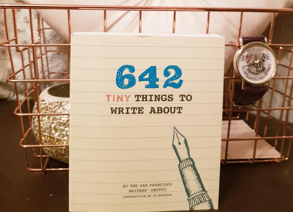 642 The WritingChallenge!