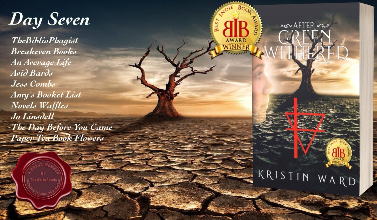 Blog Tour Review; After The Green Withered – Kristin Ward