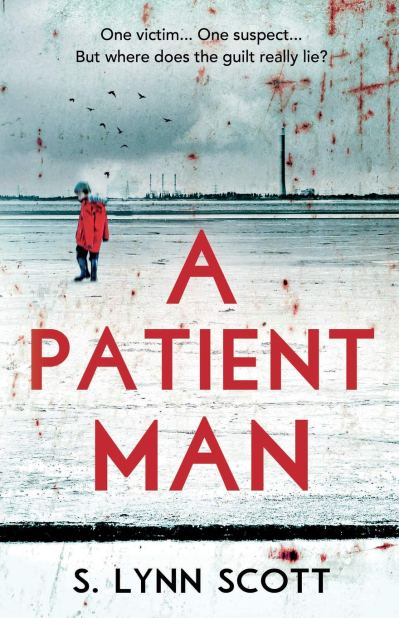 A PATIENT MAN - FRONT COVER