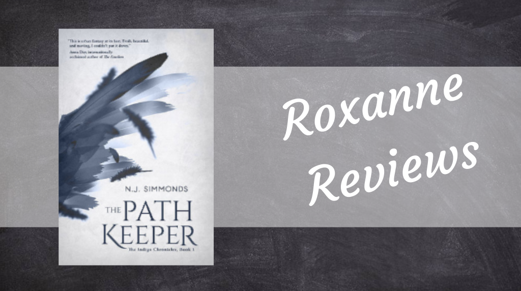 ARC Mini Review; The Path Keeper- N J Simmonds