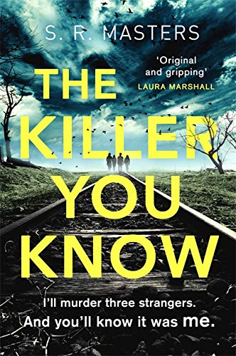 The Killer You Know Cover