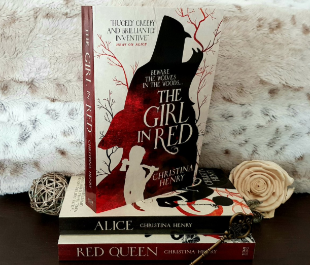 Book Review; The Girl In Red- Christina Henry