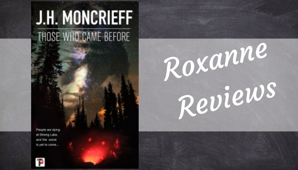 Book Review; Those Who Came Before- JH Moncrieff