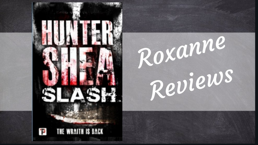 Book Review; Slash- Hunter Shea
