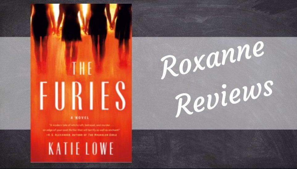 Book Review; The Furies – Katie Lowe