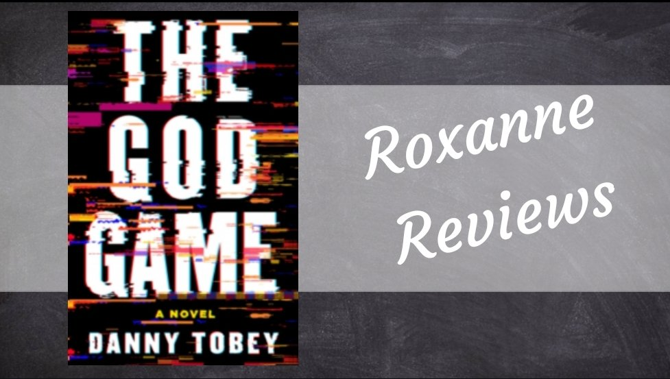 Book Review; The God Game- DannyTobey