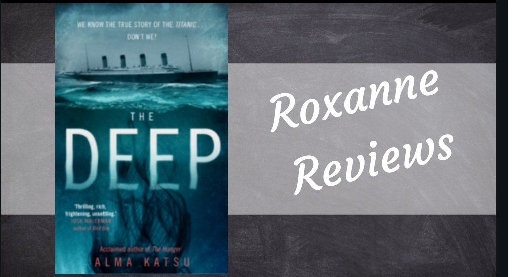 Book Review; The Deep – Alma Katsu