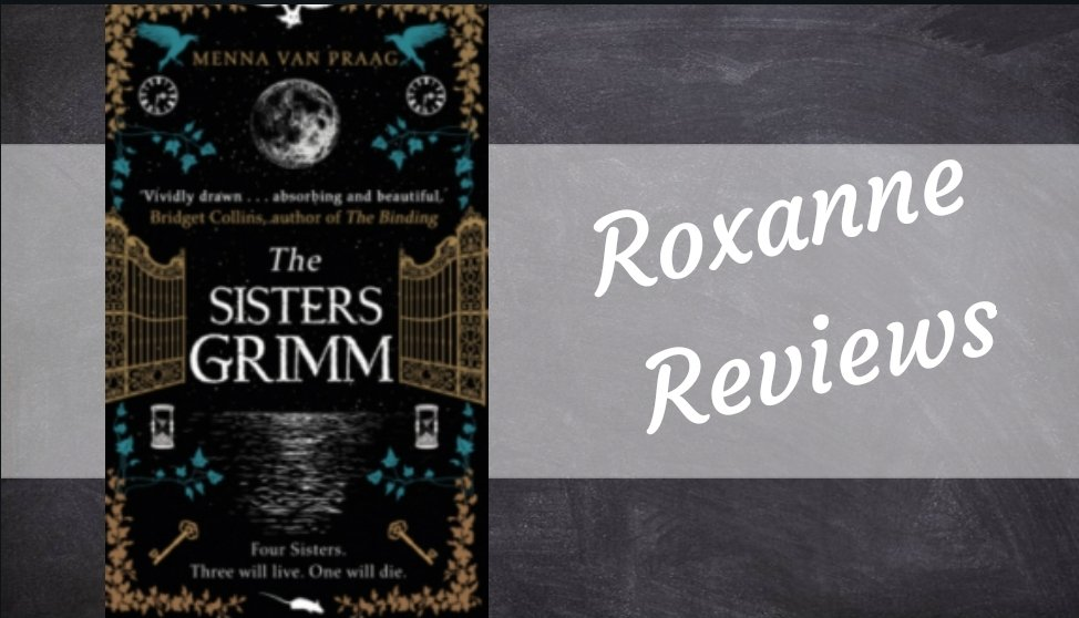 Book Review; The Sisters Grimm – Menna Van Praag