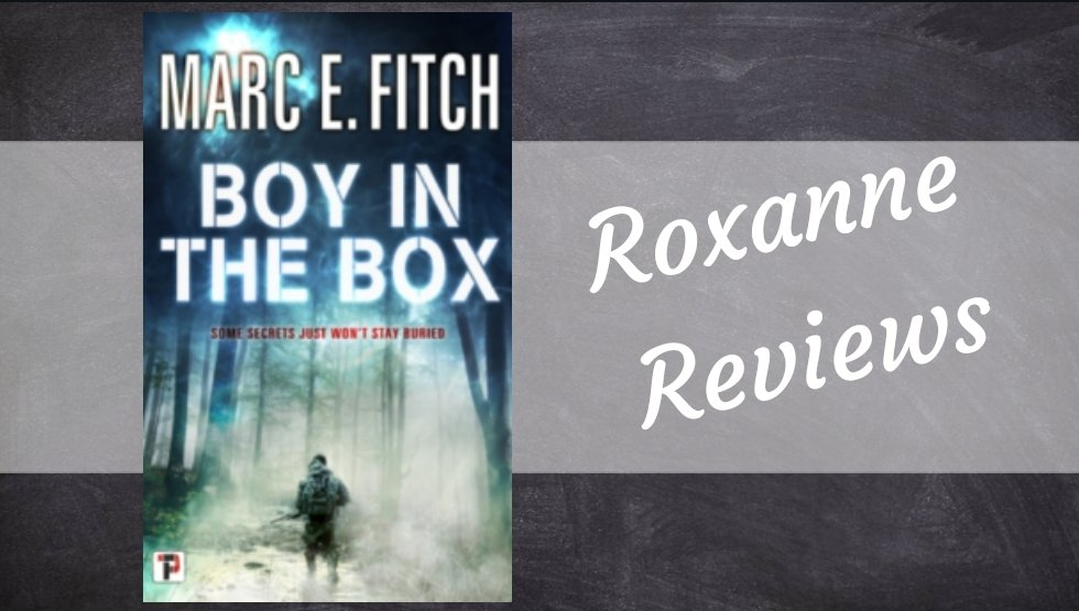 Book Review; Boy In The Box- Marc E Fitch