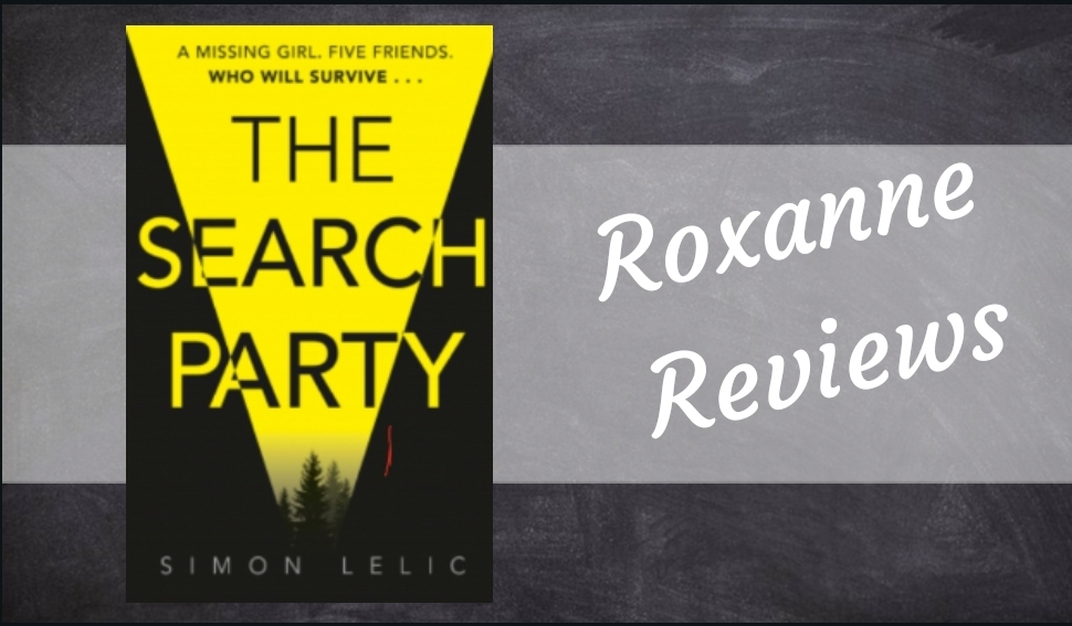 Book Review; The Search Party – Simon Lelic