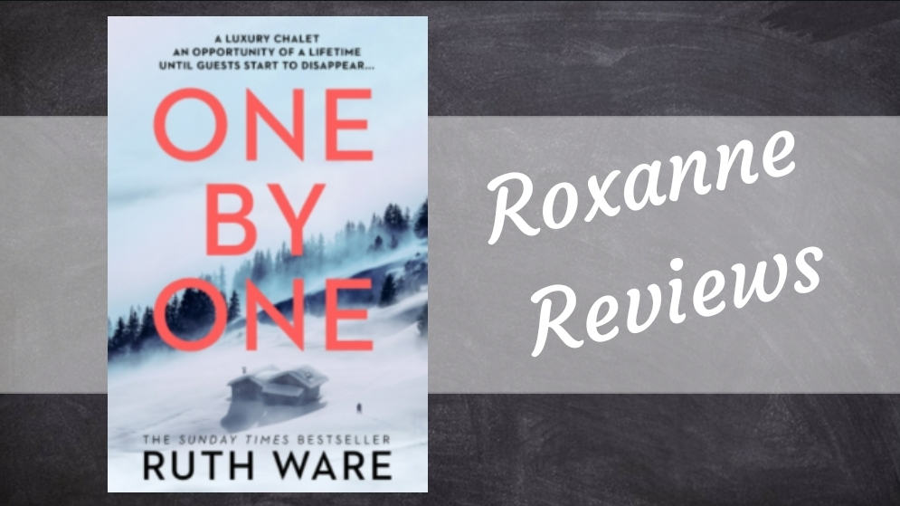 Book Review; One by One- Ruth Ware