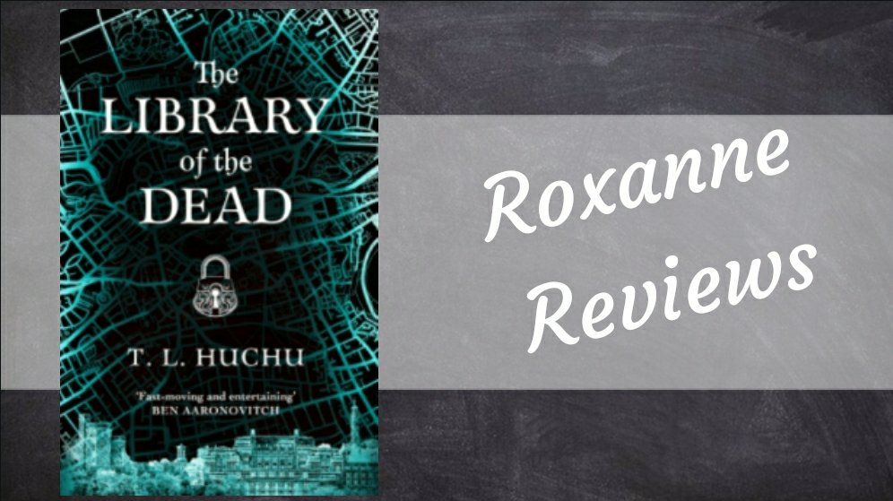 Book Review; The Library Of The Dead- T L Huchu