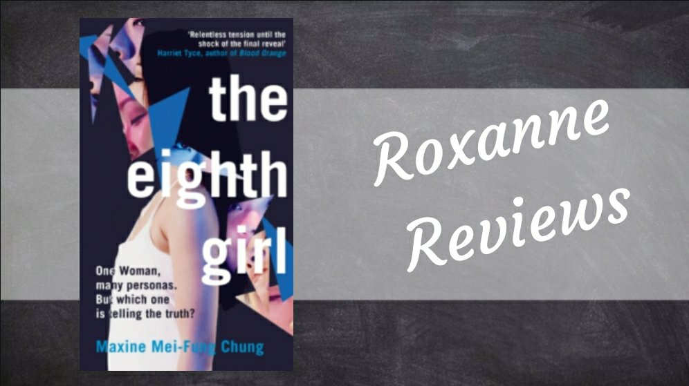 Book Review; The Eighth Girl- Maxine Mei-Fung Chung