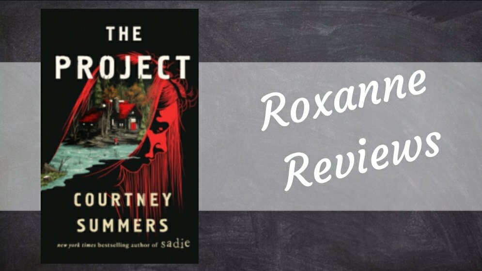 Mini Book Review; The Project – Courtney Summers
