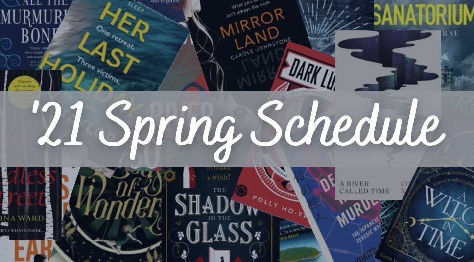 The AAL Spring 21 ARCSchedule