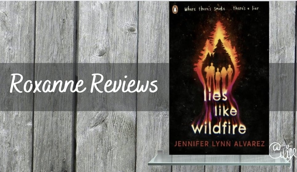 Book Review; Lies Like Wildfire – Jennifer LynnAlvarez